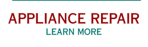 Appliance Repair - Learn more